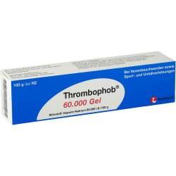 Thrombophob® 60.000 100g Gel