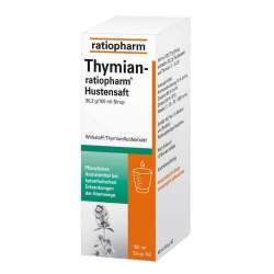 Thymian-ratiopharm® Hustensaft 100ml Sirup