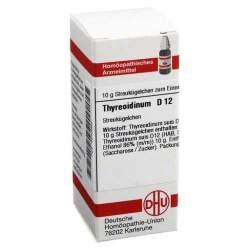 Thyreoidinum D12 DHU 10g Glob.
