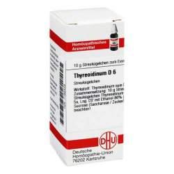 Thyreoidinum D6 DHU Glob. 10g