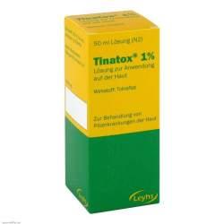 Tinatox®, 1%, Lösung zur Anwendung auf der Haut 50ml