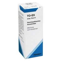 TO EX spag. Peka N Tropf. 30 ml