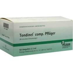 Tondinel comp. Pflüger 50 Amp.