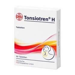 Tonsiotren® H 60 Tbl.