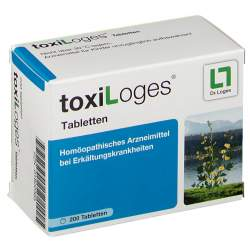 toxiLoges® 200 Tabletten