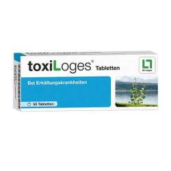 toxiLoges® 50 Tabletten