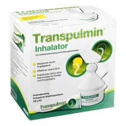 Transpulmin Erkältungsbalsam 100 g + Inhalator