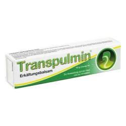 Transpulmin Erkältungsbalsam 40 g