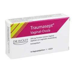 Traumasept® Vaginal-Ovula 10 Vag.-Ovula