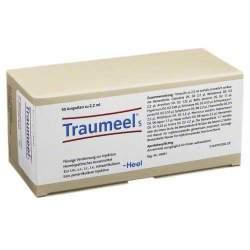 Traumeel® S 50 Amp. Flüssige Verdünnung z. Inj.