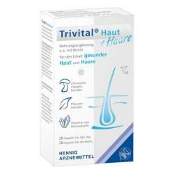 Trivital® Haut + Haare 56 Kaps.
