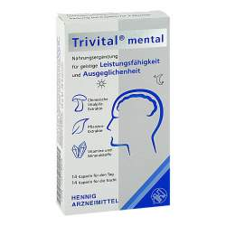 Trivital® mental 28 Kaps.
