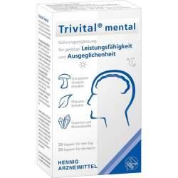 Trivital® mental 56 Kaps.