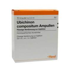 Ubichinon compositum 10 Amp.