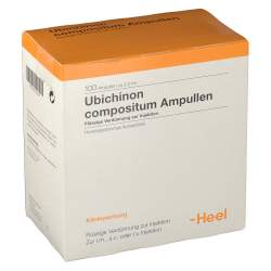 Ubichinon compositum 100 Amp.