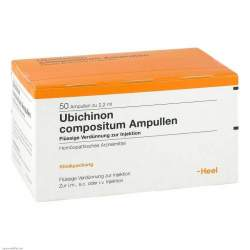 Ubichinon compositum 50 Amp.