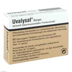 Uvalysat® Bürger 60 überz. Tbl.