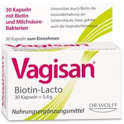 Vagisan® Biotin-Lacto 30 Kaps.