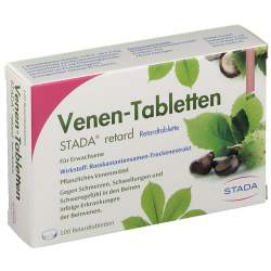 Venen-Tabletten STADA® retard 100 Ret.-Tbl.