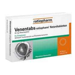 VENENTABS-ratiopharm® 50 Retardtbl.