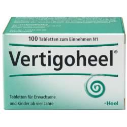 Vertigoheel® 100 Tbl.