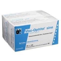 Visc-Ophtal® sine Augengel 120x0,6ml