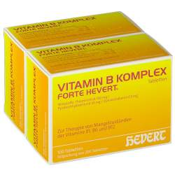 Vitamin B-Komplex forte Hevert 200 Tabletten