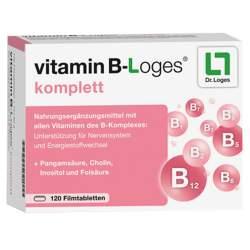 vitamin B-Loges® komplett 120 Filmtabletten