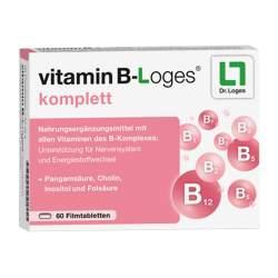 vitamin B-Loges® komplett 60 Filmtabletten
