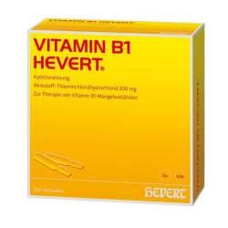 Vitamin B1-Hevert 100 Amp.
