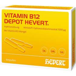 Vitamin B12 Depot Hevert® 100 Amp.