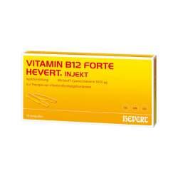 Vitamin B12 forte Hevert® injekt 10 Amp.
