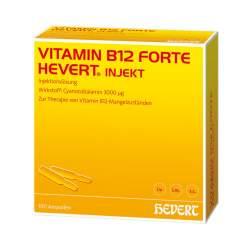 Vitamin B12 forte Hevert® injekt 100 Amp.
