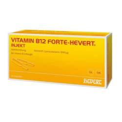 Vitamin B12 forte Hevert® injekt 20 Amp.