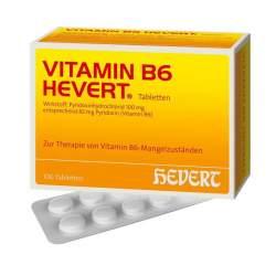 Vitamin B6-Hevert 100 Tbl.