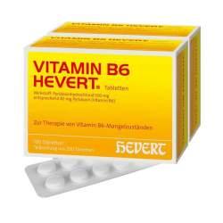 Vitamin B6-Hevert 200 Tbl.