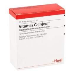 Vitamin C Injeel 10 Amp.