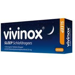 Vivinox® Sleep Schlafdragees 20 Drg.