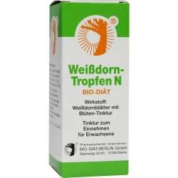 Weißdorn-Tropfen N BIO-DIÄT 50 ml