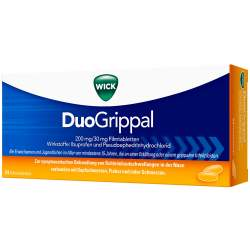 WICK DuoGrippal 200mg/30mg 24 Filmtbl.