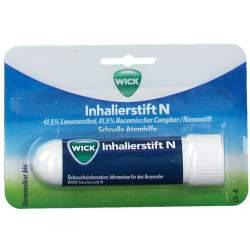 WICK Inhalierstift N 1 Stift mit 0,5ml