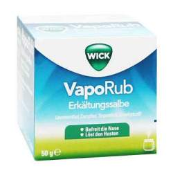 WICK VapoRub Erkältungssalbe 50g