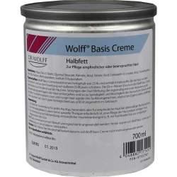 Wolff® Basis Creme halbfett 700ml