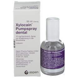 Xylocain® Pumpspray Dental 50ml