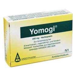 Yomogi®, 10 Hartkaps.