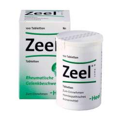 Zeel® comp. N 100 Tbl.