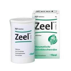 Zeel® comp. N 250 Tbl.