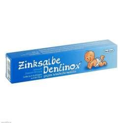 Zinksalbe Dentinox 45g