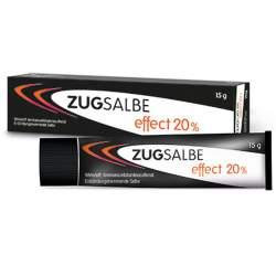 Zugsalbe effect 20 % 15 g