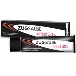 Zugsalbe effect 50 % 40 g